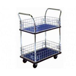 Hand Trolley Mesh Side PRESTAR NB 127