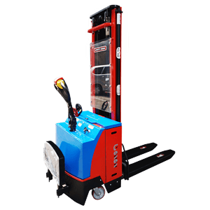 Hand Stacker Electric GOZOZ 1 Ton 4 Meter