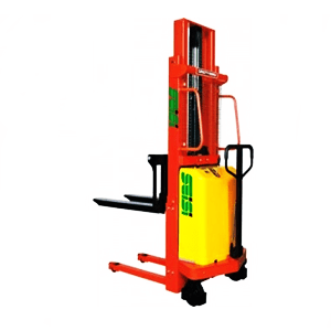 Hand Stacker Semi Electric SEISI 1,5 Ton 3 Meter