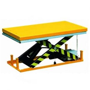 Lift Table Electric 3 Ton 1,4 Meter