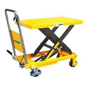 Scissor Lift Table Manual SEISI 1 Ton 1 Meter